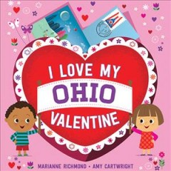 I love my Ohio valentine - Marianne Richmond