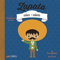 Zapata : colors = Colores - Patty Rodríguez