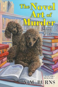 The novel art of murder - V. M Burns