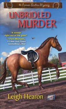 Unbridled Murder - Leigh Hearon