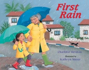 First rain - Charlotte Herman