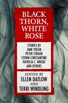 Black thorn, white rose.