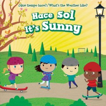 Hace sol = It's sunny - Celeste Bishop