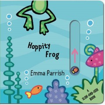 Hoppity frog - Emma Parrish