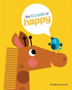 The big book of happy - Natalie Marshall