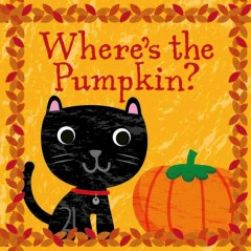 Where's the pumpkin? - Frankie Jones