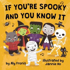 If you're spooky and you know it - Aly Fronis