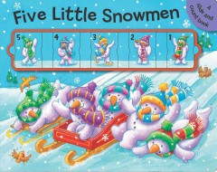 Five little snowmen - Andy Everitt-Stewart