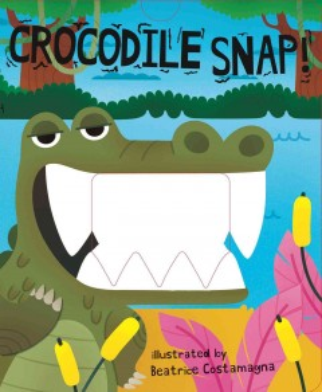 Crocodile crunch! - Beatrice Costamagna