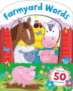 Farmyard words - Julia Seal