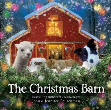 The Christmas barn - Jennifer Churchman