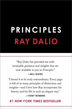 Principles Life and Work : - Ray Dalio