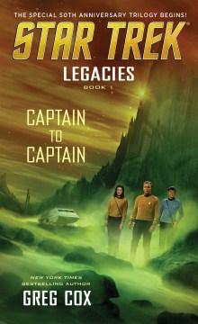 Captain to Captain - Greg Cox