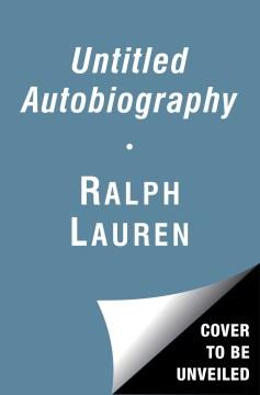 Untitled Autobiography - Ralph Lauren