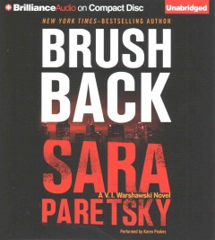 Brush back - Sara Paretsky