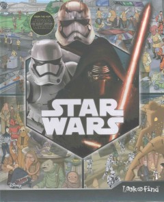 Star Wars : look and find