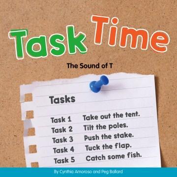 Task time : the sound of T - Cynthia Amoroso