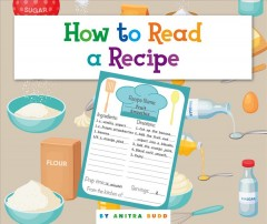 How to read a recipe - Anitra Budd