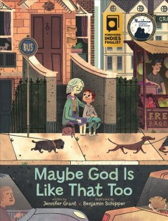 Maybe God is like that too - Jennifer (Jennifer C.) author Grant