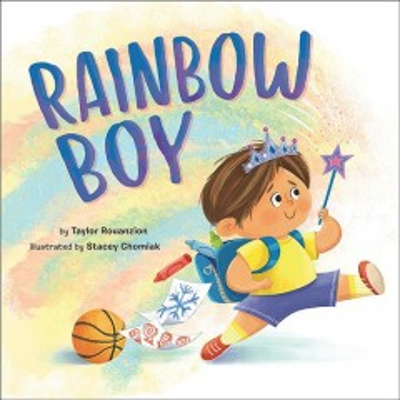 Rainbow Boy - Taylor; Chomiak Rouanzion