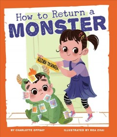 How to return a monster - Charlotte Offsay