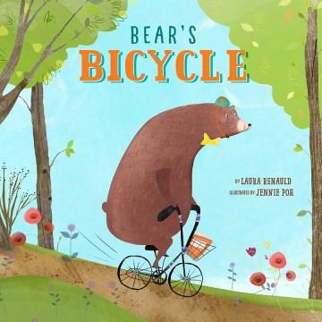 Bear's bicycle - Laura Renauld