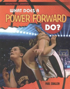 What Does a Power Forward Do? - Paul Challen