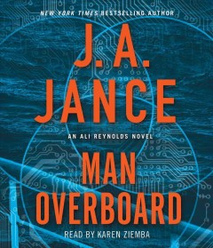 Man overboard - Judith A Jance