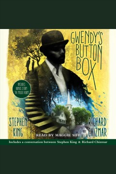 Gwendy's button box - Stephen King