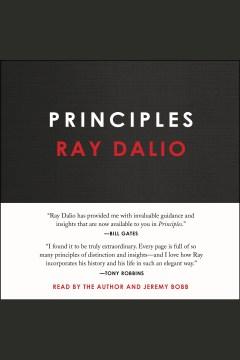 Principles : life & work - Ray Dalio