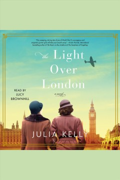 The light over London - Julia Kelly