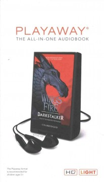 Darkstalker - Tui Sutherland