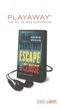 Escape clause - John Sandford