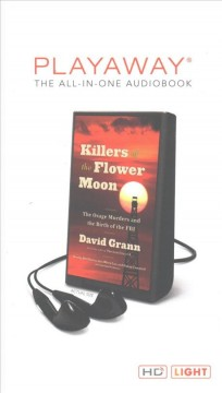 Killers of the flower moon - David Grann