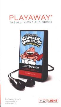 The adventures of Captain Underpants - Dav Pilkey