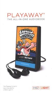 Captain Underpants and the perilous plot of Professor Poopypants - Dav Pilkey