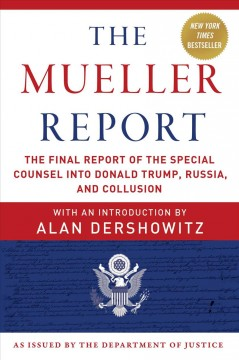 The Mueller report : presented with related materials by The Washington Post - Robert S Mueller