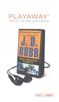 Brotherhood in death - J. D Robb