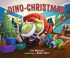 Dino-Christmas - Lisa Wheeler