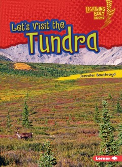 Let's visit the tundra - Jennifer Boothroyd