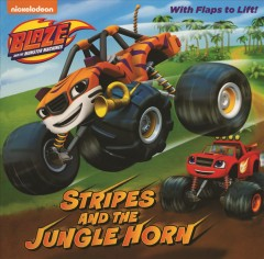 Stripes and the jungle horn - Frank Berrios