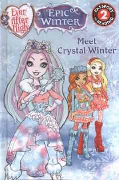 Meet Crystal Winter - Perdita Finn
