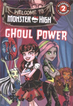 Ghoul power - Perdita Finn