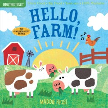 Hello, farm! - Maddie Frost