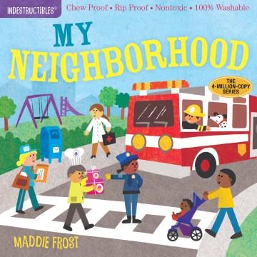 My neighborhood - Maddie Frost