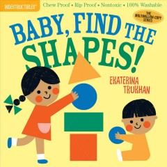 Baby, find the shapes! - Ekaterina Trukhan