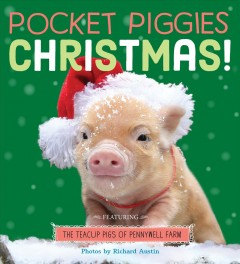 Pocket piggies Christmas! : featuring the teacup pigs of Pennywell Farm - Richard Austin