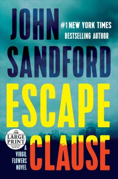 Escape clause - John Sandford