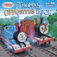 Thomas' Opposites Book - Christy/ Courtney Webster