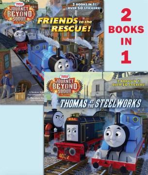 Thomas & Friends Summer 2017 Movie 2-in-1 Pictureback -  Random House (COR)